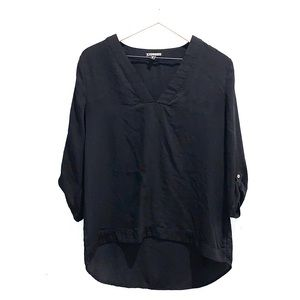 Black express blouse